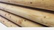 Rundstangen Lärchenvollholz