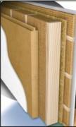 Holzfaserdämmplatten 140x580x1220 Holz Flex