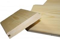 Profilholz Fichte Fasebrett 19 x 146 x 5000