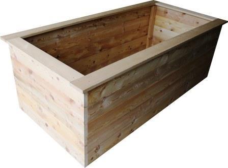 hochbeet aus l rchenholz hochbeet zum selber bauen hochbeet selbstmontage. Black Bedroom Furniture Sets. Home Design Ideas