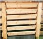 Komposter Lärchenholz